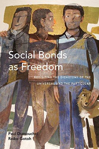 Dumouchel&Gotoh eds Social Bonds as Freedom cover